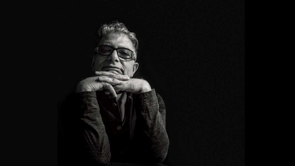 کار و زندگی دیپاک چوپرا معلم سلامتی